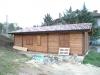 Cabana din lemn Harghita