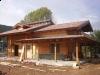 Casa din lemn lamelar