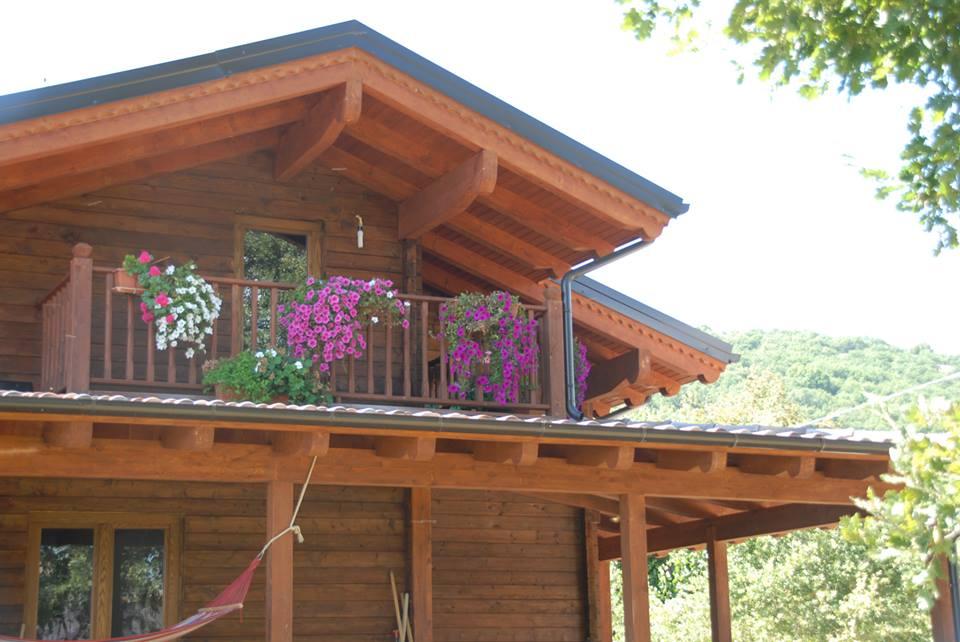 Case din lemn Harghita