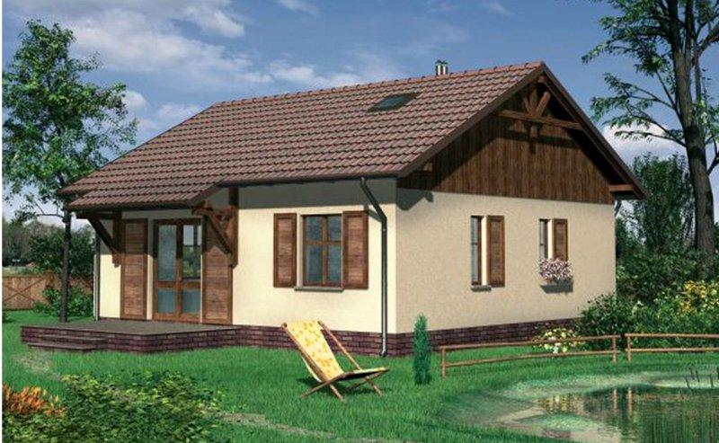 Case din lemn Felice